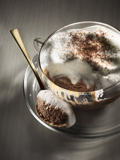 Chocolademousse cappuccino - Culy.nl