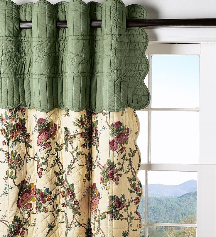 1000+ Images About Country Curtains On Pinterest