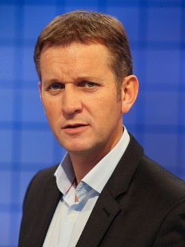 Jeremy Kyle...UK transplant for talk TV...Gutsy guy!!