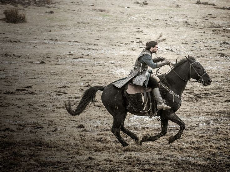 "6.09 ""Battle of the Bastards"" – Jon tries to save Rickon."