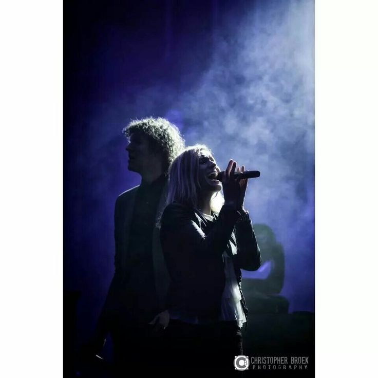 For King and Country with their sister Rebecca St. James