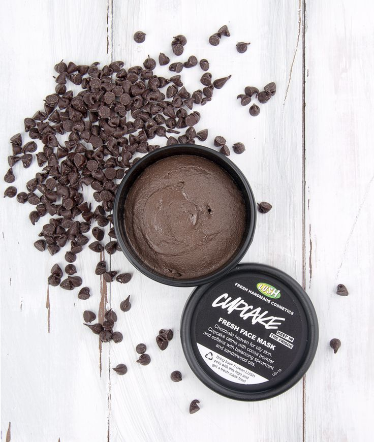 Cupcake Fresh Face Mask - Invented with teenage skin in mind, this mask is perfect for oily and/or acne-prone skin.