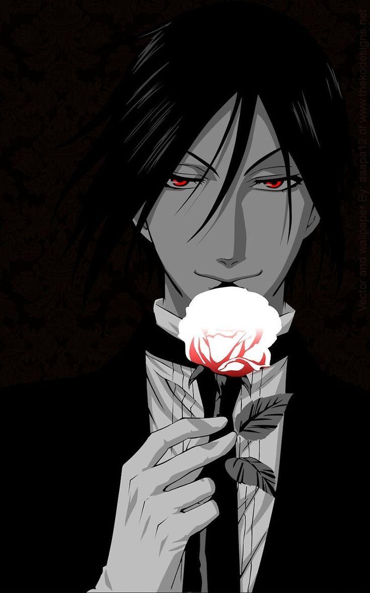 Black Butler, Sebastian.