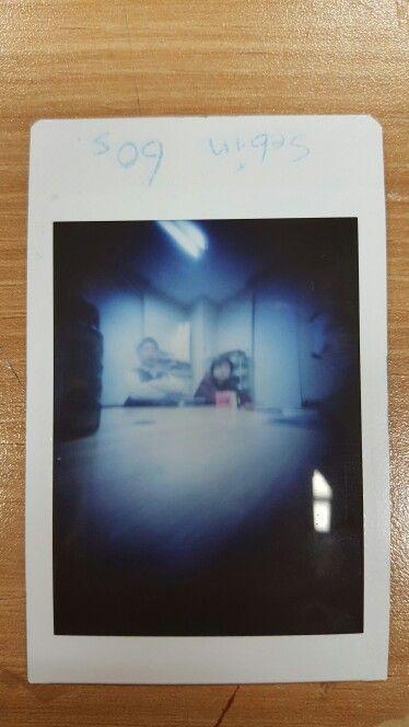 """""""Pinhole Camera(60s)."""" Kwon. 2016."""