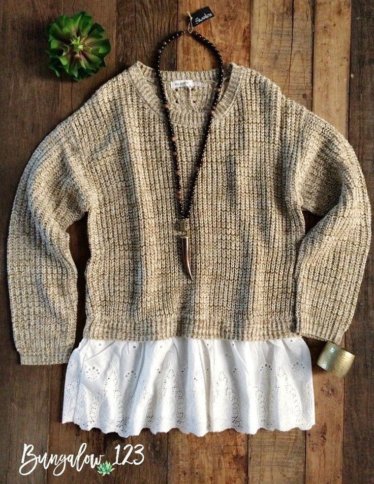 Overbrook Sweater