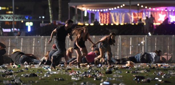 Ao menos 58 morrem após atirador abrir fogo em festival de música em Las Vegas