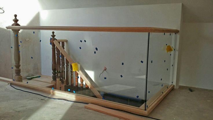#glass #balastrade