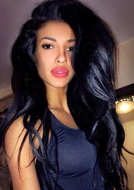 Fine 1000 Ideas About Long Black Hair On Pinterest Black Hair Hair Hairstyles For Women Draintrainus