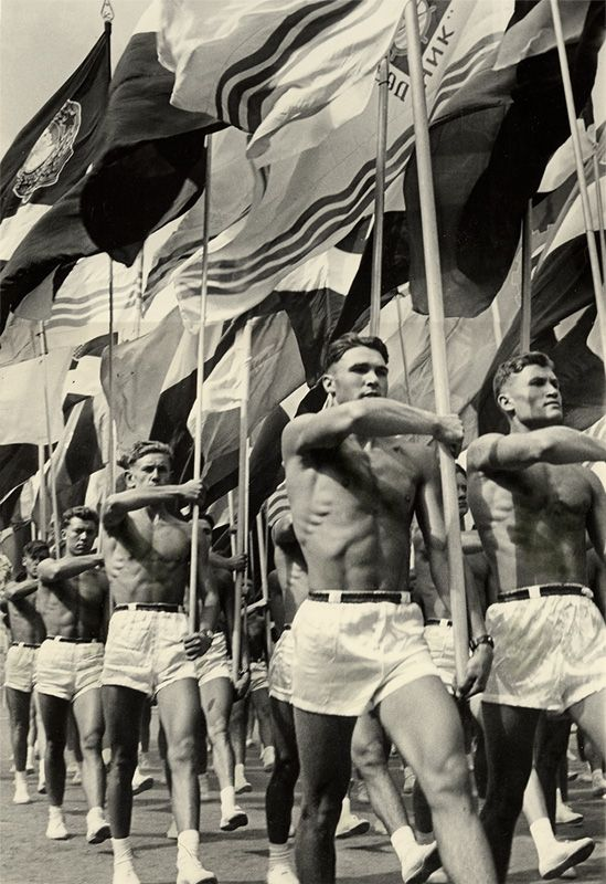 Lev Borodulin, famous photographer of Soviet sports | Russia Beyond The Headlines