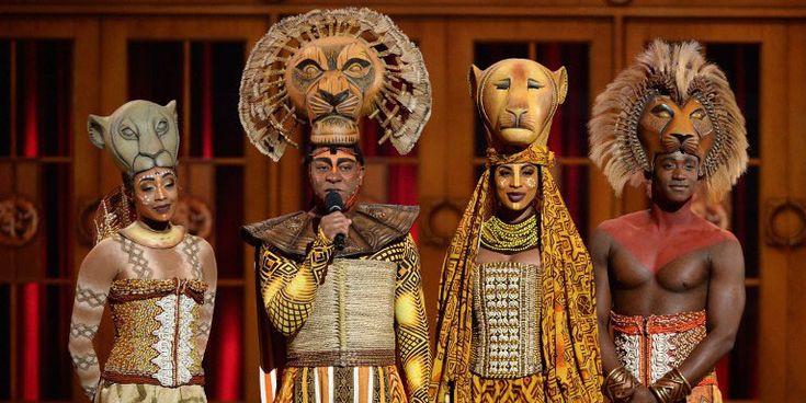 """La comédie musicale """"Le Roi Lion"""", plus gros succès de tous les temps"""