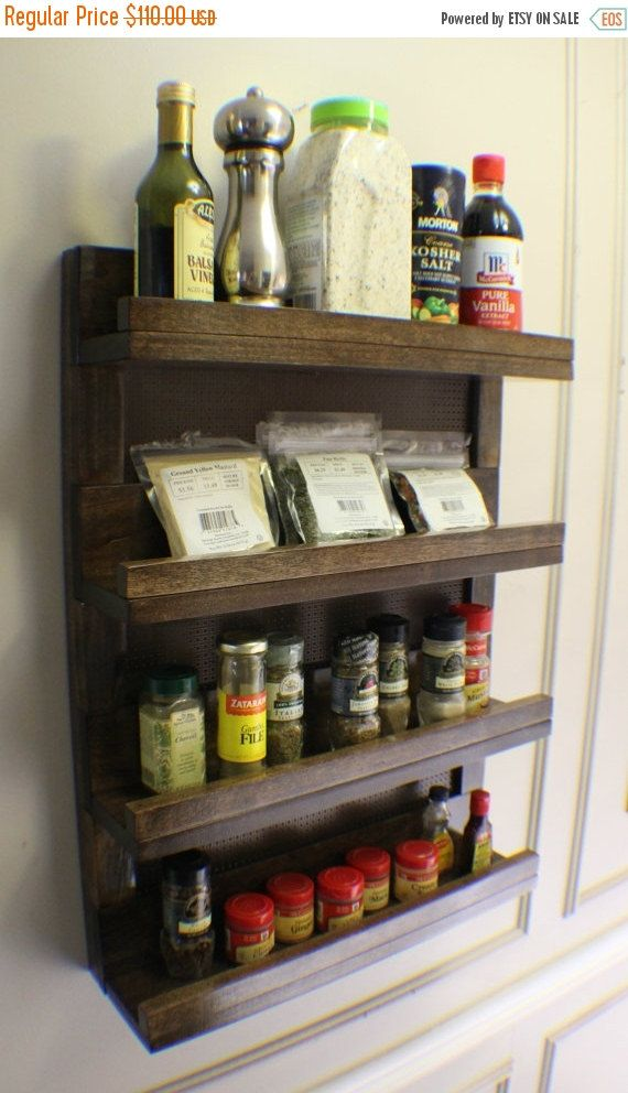 best 25 wall mounted spice rack ideas on pinterest how to mount ikea spice rack on wall. Black Bedroom Furniture Sets. Home Design Ideas