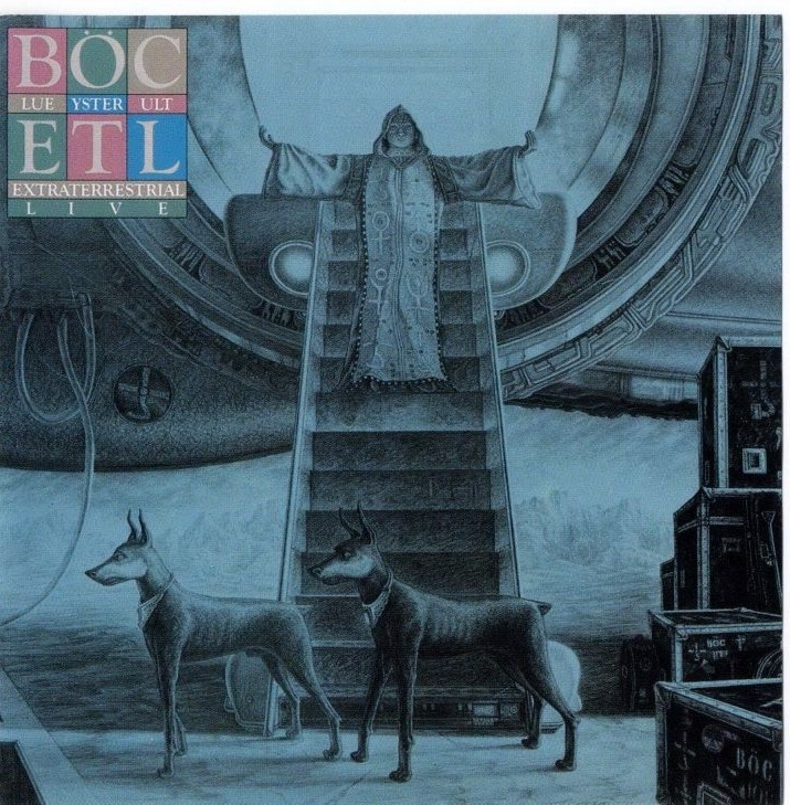 Blue Oyster Cult - 1982 - Extraterrestrial Live