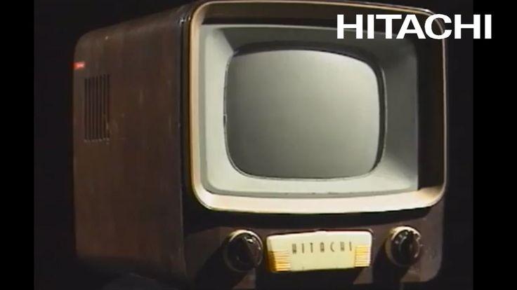 映像へのこだわり50年 「テレビを変えた日立の技術」 - 日立 自社製テレビの生産をスタートした1956年から50周年。白黒からカラーへ、ブラウン管から薄型へ。常に最先端のテレビを世に送り出してきた日立のテレビ史を懐かしい映像で振り返ります。[2006年8月制作] #Hitachi #TV