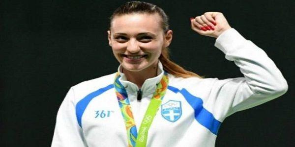 Σαρώνει στο Παγκόσμιο Κύπελλο η Κορακάκη  Πήρε ακόμα ένα μετάλλιο!