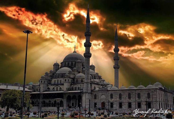 Yeni Camii - Eminönü/Fatih