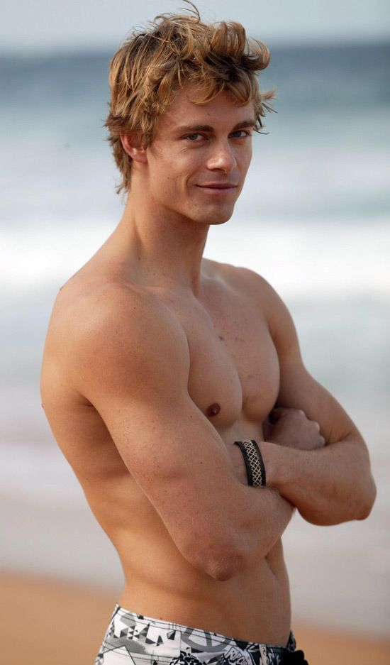 Luke Mitchell - Australian actor