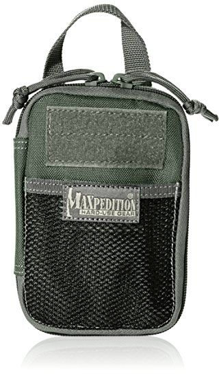 Amazon.com : Maxpedition Mini Pocket Organizer (Foliage Green) : Tactical Duffle Bags : Sports & Outdoors