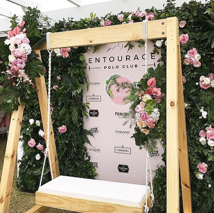 Lovely backdrop setting for garden parties, summer events or weddings!