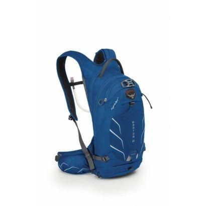 batoh + rezervoár OSPREY RAPTOR 10 modrý
