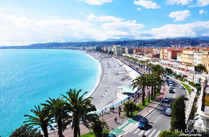 Nice, France. Nice place to study abroad!