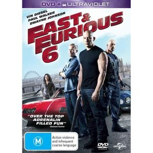 Fast and Furious 6 - Borrow today from Wagga Wagga City Library.