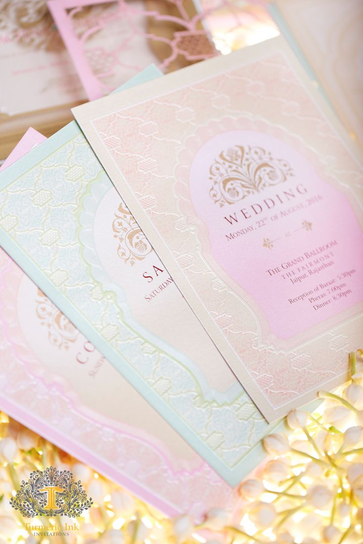 The 11 best Laser Cut Invite images on Pinterest | Indian bridal ...