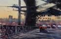 """Alvaro Castagnet """"Harbor Bridge"""""""