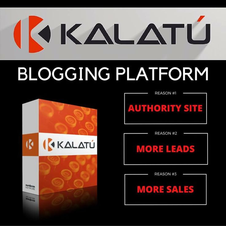 Have you heard about one of the most lucrative blogging platforms you can use to get more leads and sales to your Business?    Kalatu is an authority site currently getting 7 million page views per month. By the end of this year that's expected to climb to 100 million!!   Now wouldn't you want a little piece of that?    Click the link in my BIO to see how people are making hundreds and thousands of dollars from using this platform.  #blogging #blogs #bloggingplatform #kalatu #empowernetwork…