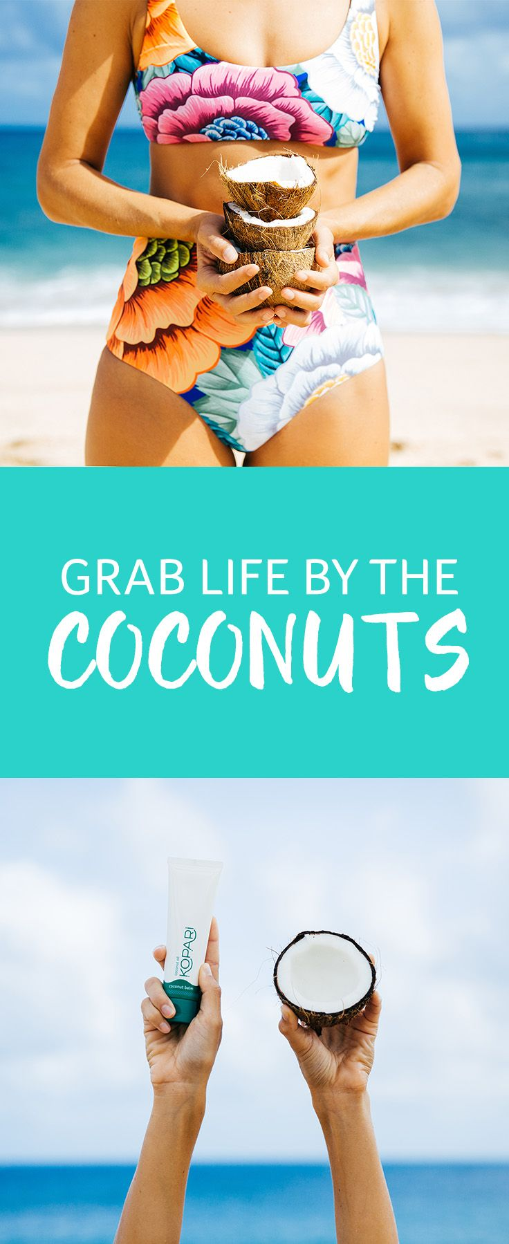 Coconuts are the natural, organic, jack-of-all-fruits. Coconut oil has been used in ancient Hawaiian beauty rituals for centuries, and Kopari uses it in everything they make. Kopari takes coconut oil's many benefits to the next level by incorporating innovative natural ingredients that enhance the performance of traditional coconut oil. Check out the line!