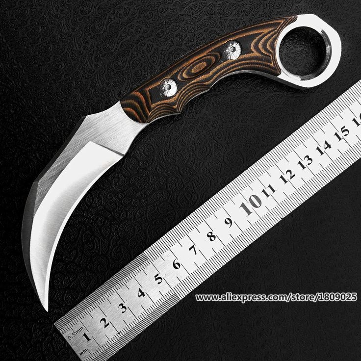 Shipped for free - Karambit Hunting Knife Survival Knives Machete Facas Camping Cuchillo Cartao Couteau Facas De Combate Cuchillos Pocket Messer