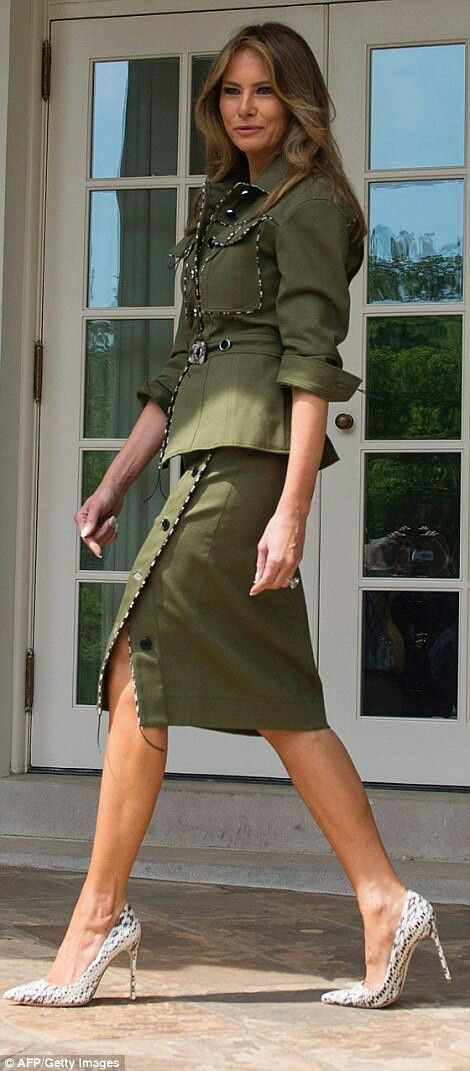 Melania Trump's Style