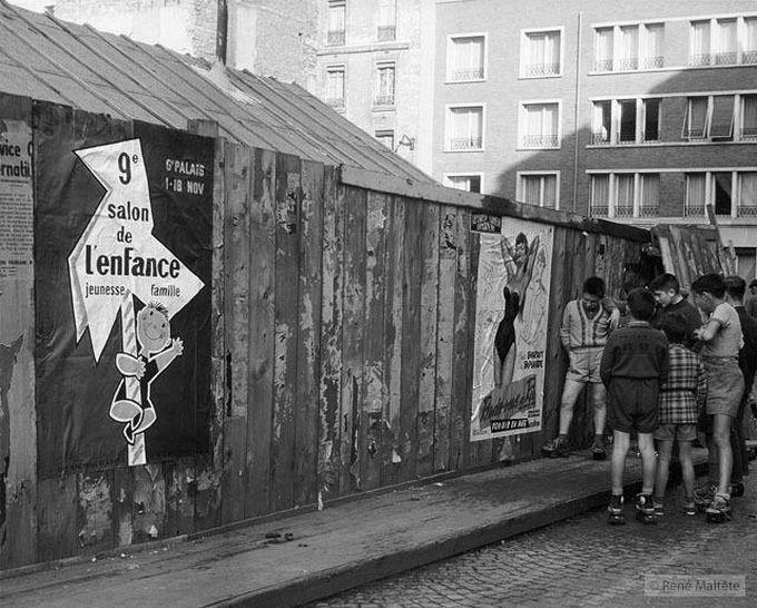 Photography by René Maltête (1930 - 2000)