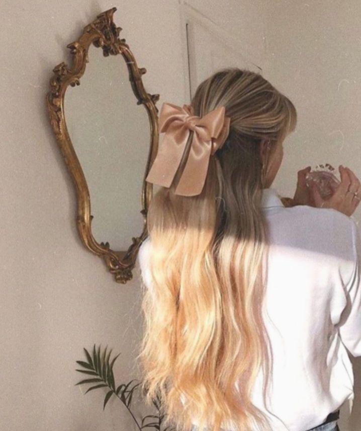 14 Cute Aesthetic Hairstyles For School Aesthetic Hair Hair Styles Curly Hair Styles