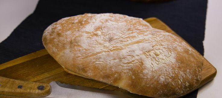Nybakat bröd på 1 timme- Veganbröd