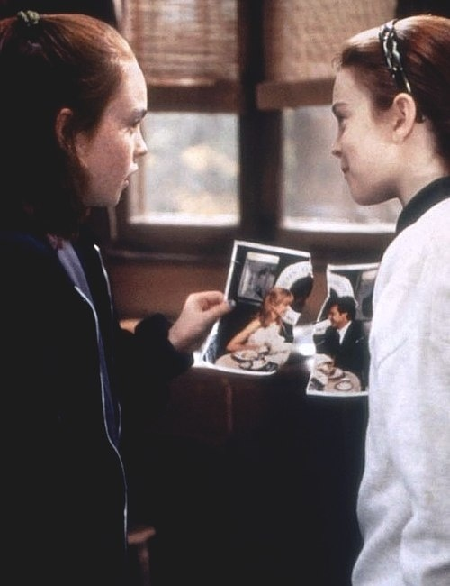 The Parent Trap - one of my all time faves!