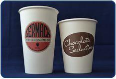 sablon paper cup / cetak printing paper cup - 024-40001099