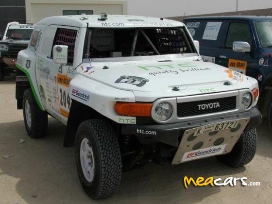 Used TOYOTA FJ CRUISER 2007 for sale, Dubai-United Arab Emirates 185,000 AED