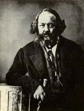 The political philosophy of Nihilism, originally devised by Shabbetai Zevi, Jacob Frank and the Frankists was developed by MIKHAIL BAKUNIN. Bakunin was a Grand Orient Freemason, a disciple of Weishaupt, and an avowed Satanist. Bakunin left Russia in 1842 and moved to Paris where he met Marx. He participated in the 1848 French Revolution, and then moved to Germany where he called for the overthrow of the Habsburg Empire.