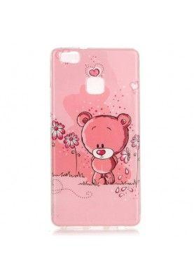 Husa Huawei P9 Lite Gel TPU Cute Bear