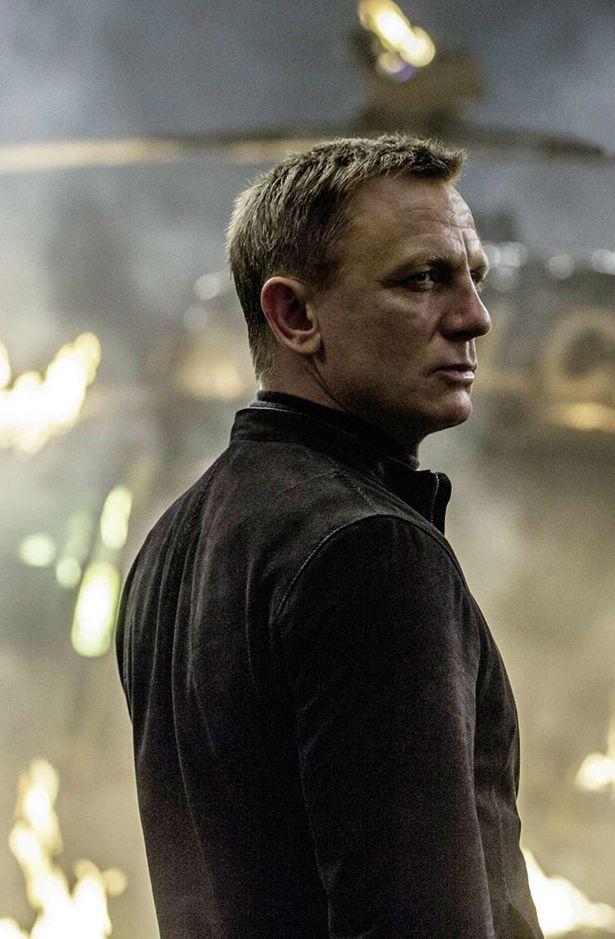 """Daniel Craig in """"Spectre""""                                                                                                                                                                                 More"""