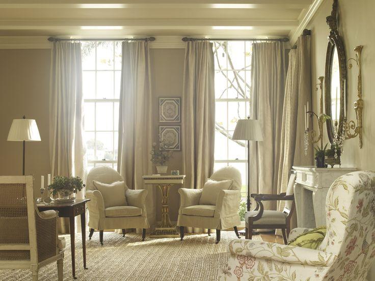 Suzanne Rheinstein Colonial Living Room Designs Pinterest