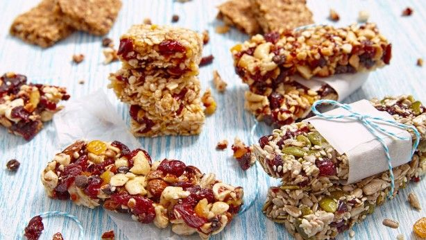 Batoane cu cereale fără gluten