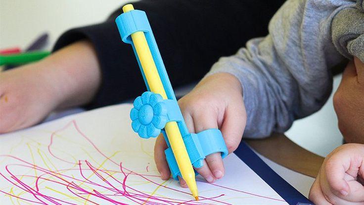 Dispositifs d' aide à l'écriture Glifo conçus pour les enfants à besoins particuliers