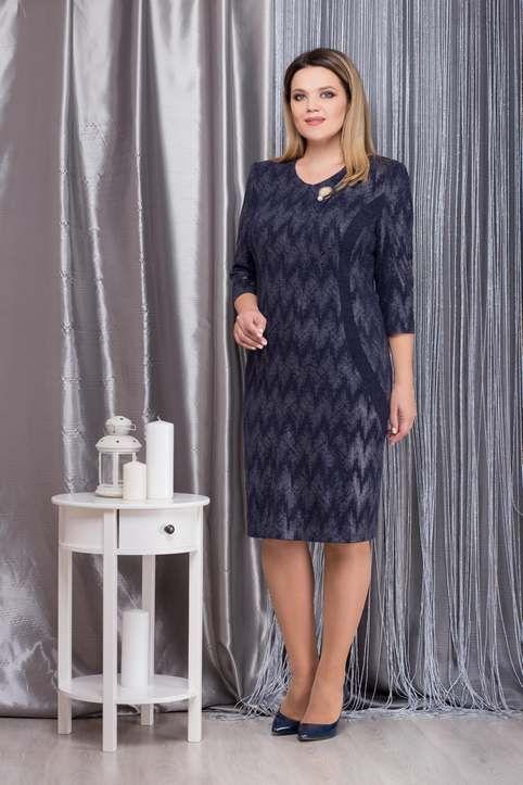 6f6bcd94c426 Коллекция женской одежды больших размеров белорусской компании Nadin N  осень-зима 2018-2019