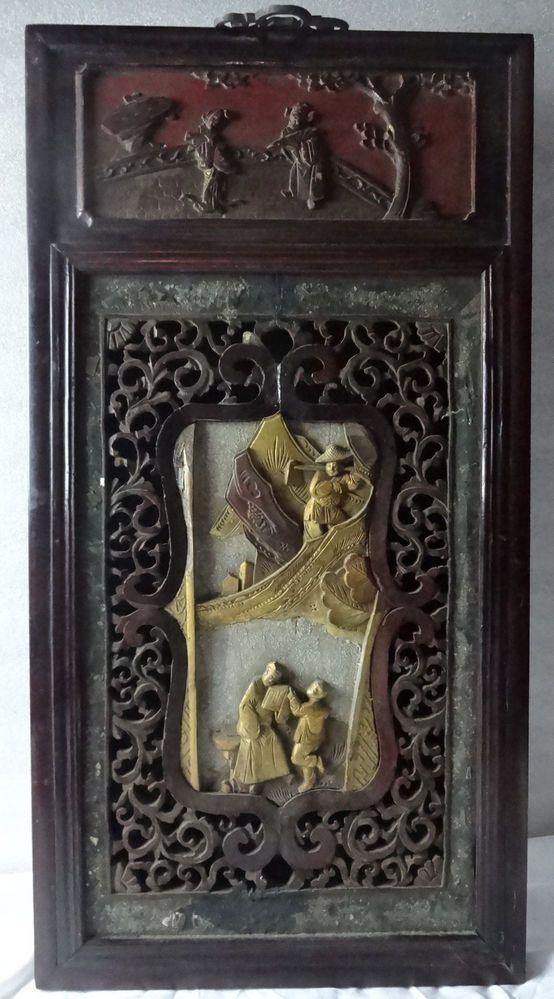 Antique Wood Paneling: 240 Best CARVED WOODEN PANNELS Images On Pinterest