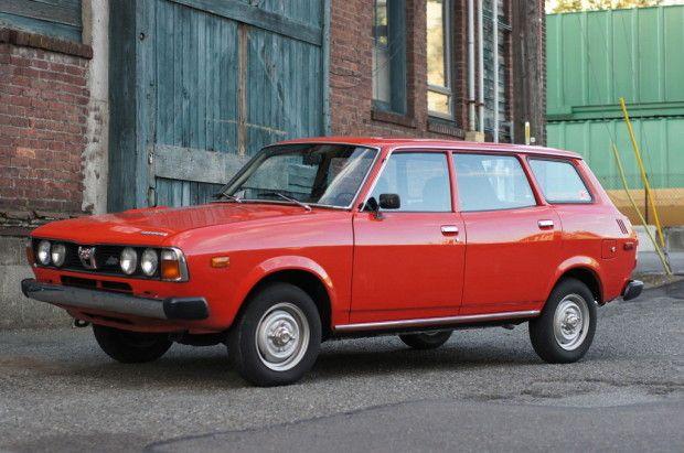 1978 #Subaru GL 1600 4WD Follow: http://www.instagram.com/premierautogroup