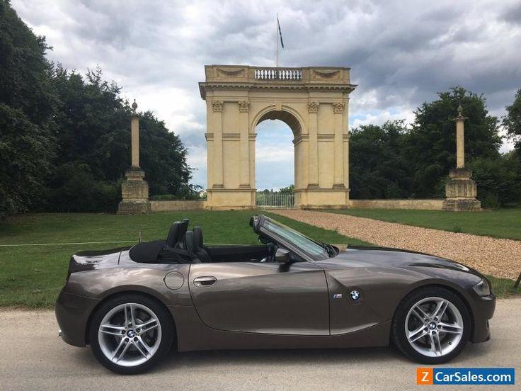 BMW Z4M Roadster 3.2- Extremely Rare Sepang Bronze- 2006 #bmw #z4m #forsale #unitedkingdom