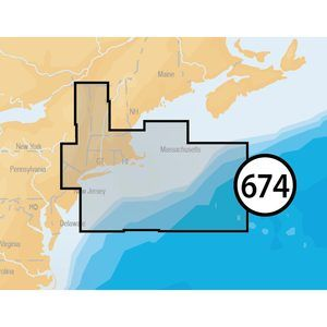 NAVIONICS Platinum+ Charts Lower 48 States and Hawaii (Micro SD) - MSD Boston-New York, MSD/674P+ Sale Price: $139.99 (26% Off-Ends 09/10/17) http://zpr.io/PQYkG  #Boats #Boating #Deals