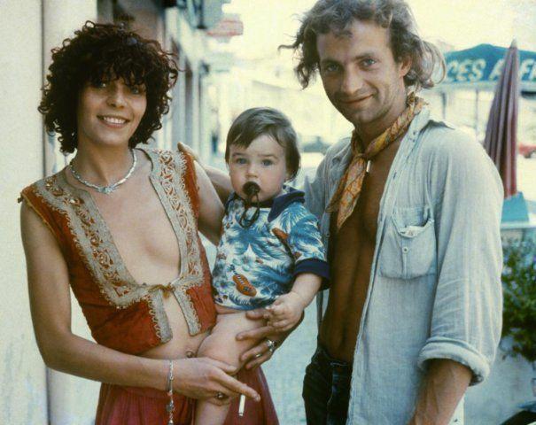 Fotograaf Elsken, Ed van der Bijschrift (NL) / Bijschrift (EN) Saint-Tropez, Frankrijk (ca. 1975)