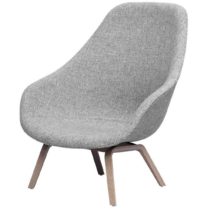 About A Lounge Chair AAL93 (Hi Back) | armchair . Sessel . fauteuil | Design: Hay & Hee Welling |